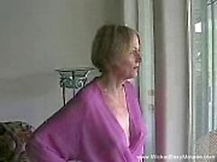 Amateur MILF Gets Used