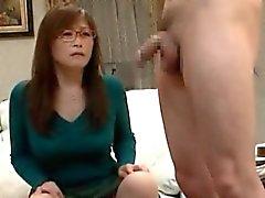 asiatique japonais milf