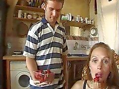 amateur anaal frans