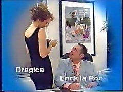 loiras celebridades francês sexo em grupo vintage