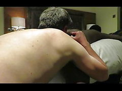 amateur ass licking schwarz interracial