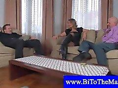 тройка bigcock минет сосание бисексуал