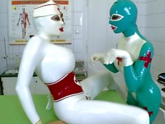 Latex Lucy the British Dominatrix 1 Best Of - Scene 4 - DDF Productions