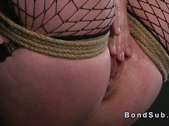 bdsm big boobs blowjob