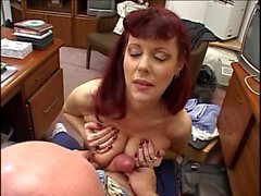 matures blowjobs redheads
