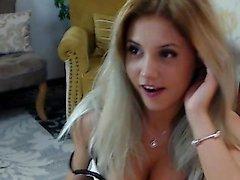 amatööri blondi pienet rinnat