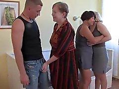 amatör tanter gruppsex hårig gammal ung