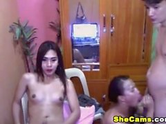 shecams perseeseen - vitussa shemale tranny ladyboy