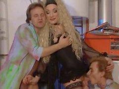 Alain L'Yle Rare Transsexual Porn Scene | porn film N8481298