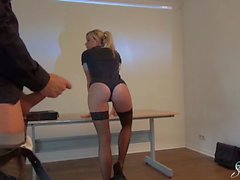 Dirty Secret!! Young Business Girl catched! schnuggie91