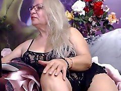 blondes grannies webcams