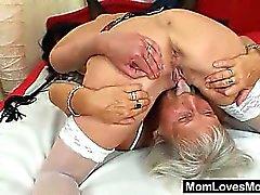 amateur granny lesbian mature