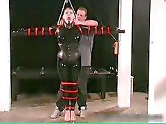 bdsm slavernij gebonden fetisch