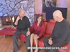 claudia valentine amateur cfnm group sex