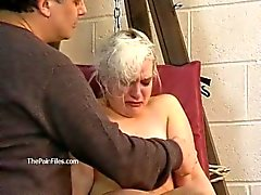 thepainfiles bdsm kink rough tied