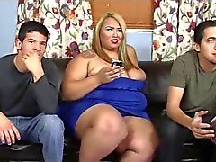 anal bbw threesomes