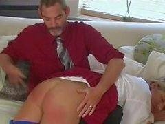 master punishment spanking