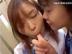 asiatico giapponese lesbica