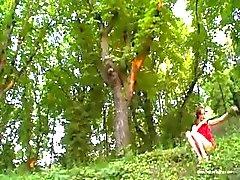 fetisch bos buiten