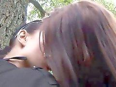 brunettes tsjechisch lesbiennes