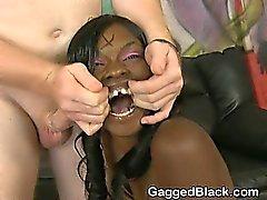 amateur blowjob brunette ebony