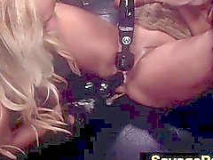 FetishNetwork Becca Diamond cougar bdsm
