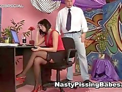 nastypissingbabes wetpissingbabes pissing fetish goldenshower