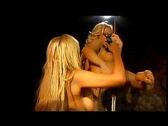 lesbians big boobs blondes sex toys
