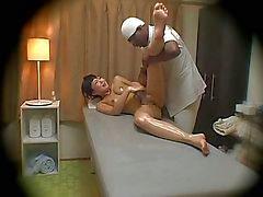 interracial massage japanese