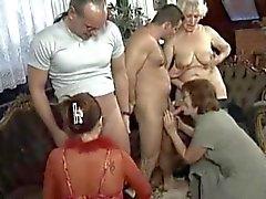 amateur grannies group sex matures
