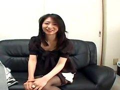 amador asiático escancarado