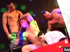 Naughty friends get to bang each other