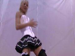 public nudity german striptease dildo girls masturbating