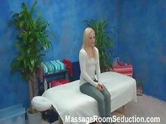 blond hardcore massage réalité