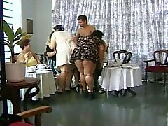bbw group sex matures