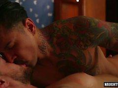 gay anal fucking latin muscle