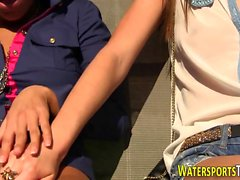 asslick brunette fingering hd