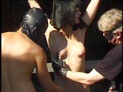 bdsm esclavitud europeo fetiche