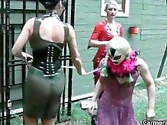 kinky carmen fetish femdom bondage