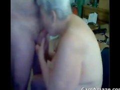 couple granny chubby fat