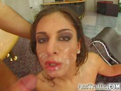 babes blowjob action cock sucking creamed