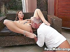 blowjob grandpa hardcore mature old man