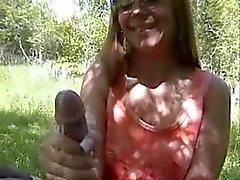 amateur cfnm handjobs masturbation