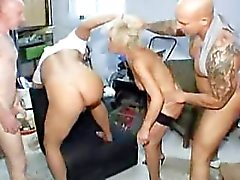 cumshot orgasm old