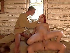big boobs blowjob double penetration hardcore hd