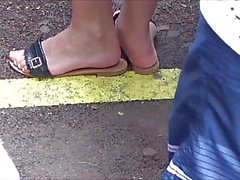 amateur close-ups flashing foot fetish french