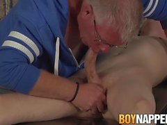bdsm gay blowjob