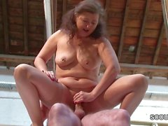 coppia sesso orale maturo pompino