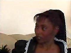 preto e ébano faciais adolescentes