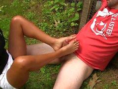 femdom foot fetish indian bondage dirty talk